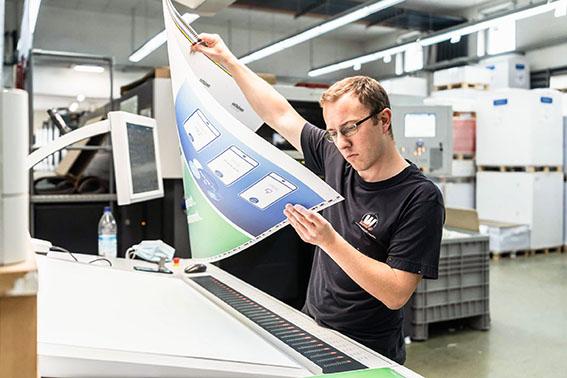 Vorstellung Drucker Eric